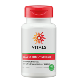 VITALS Salvestrol Shield, 60 Capsules