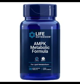 Life Extension AMPK Metabolic Formula, EU,  30 Vegetarian Capsules