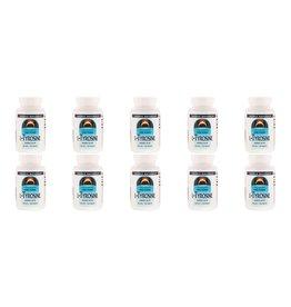 Source Naturals L-Tyrosine, 500 Mg 100 Tablets, 10-pack