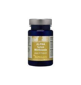ALPHAaktiv ALPHA Selen Methionin, 60 Kapseln