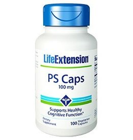 Life Extension PS (Phosphatidylserine) Caps