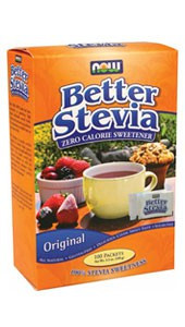Now Foods BETTER STEVIA