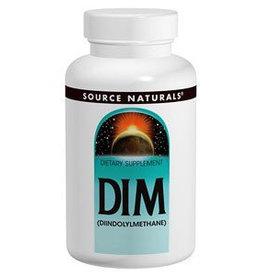 Source Naturals DIM, 100 mg 60 tablets