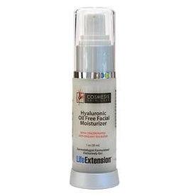 Life Extension Hyaluronic Oil-Free Facial Moisturiser