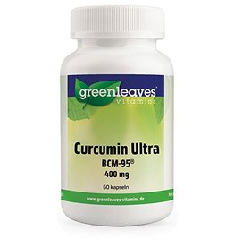Greenleaves vitamins Curcumin Ultra Bcm-95