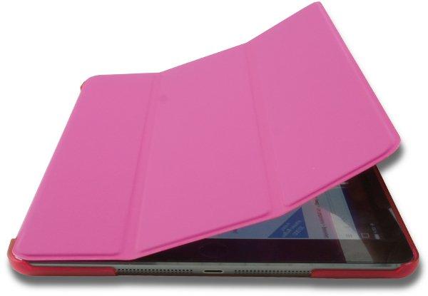 iPad Air Smart Case Roze (hot pink). Voor de iPad Air.