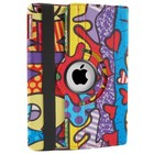 iPad Air Hoes 360° Lovely Fish Rood