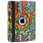 iPad 2,3,4 Hoes 360° Lovely Fish Oranje