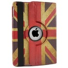 iPad Mini 1, 2 en 3 Hoes 360° Engelse Vlag