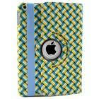 iPad 2,3,4 Hoes 360° Wave Geel