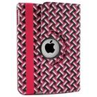 iPad 2,3,4 Hoes 360° Wave Roze