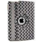 iPad Air Hoes 360° Wave Grijs