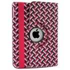 iPad Air Hoes 360° Wave Roze