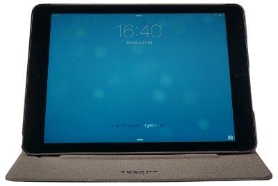 Tucano Tucano Angolo iPad case Zwart. Voor de iPad Air.