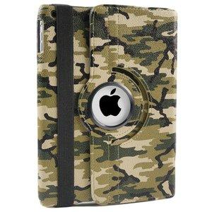 iPad pro 9.7 Hoes 360° Draaibaar Leger Groen. Voor de iPad pro 9.7.