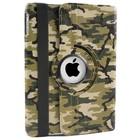 iPad Mini 4 Hoes 360° Leger Groen