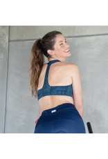 Susy long cycling tight dark blue navy