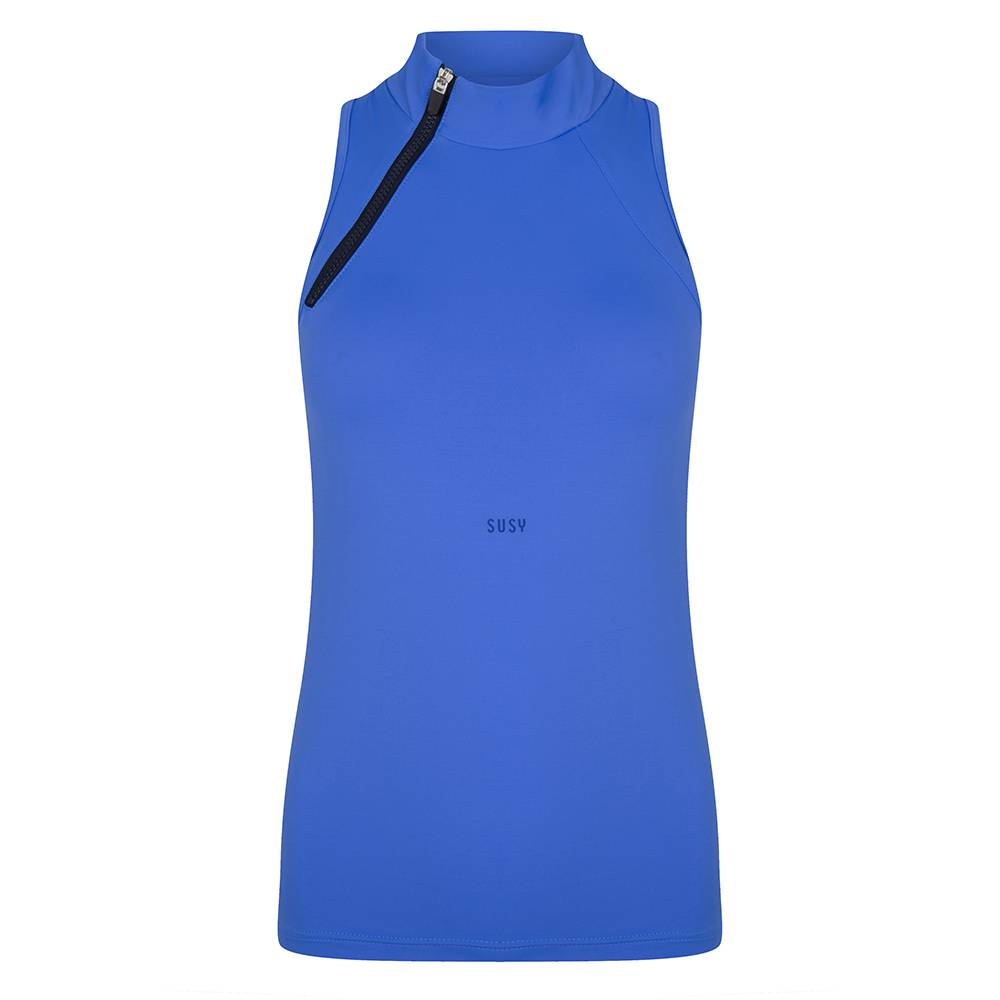 Maillot col sans manches