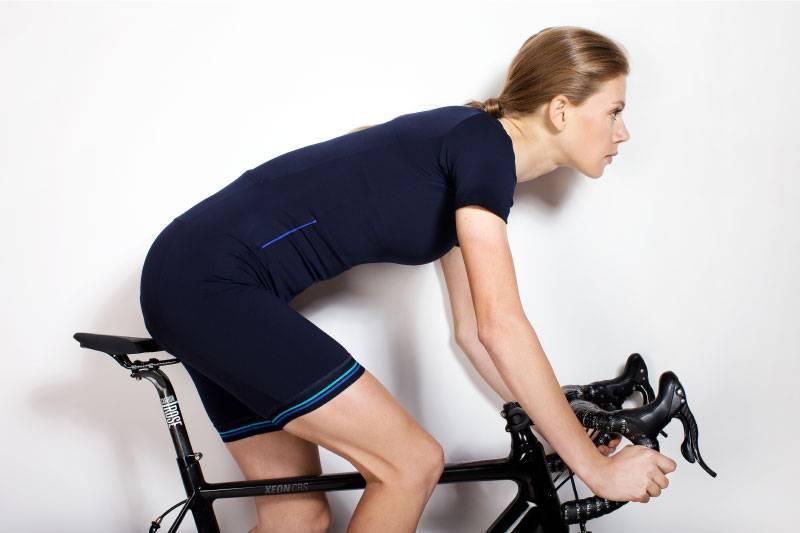 Damen Fahrradanzug