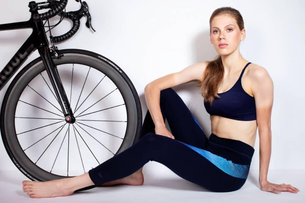 Corsaire 7/8 vélo femme