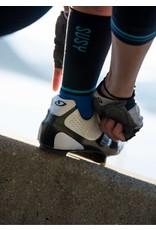 Susy Cyclewear Blaue Radsocken von Susy