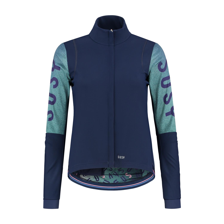 Veste de cyclisme femme Wind & waterproof