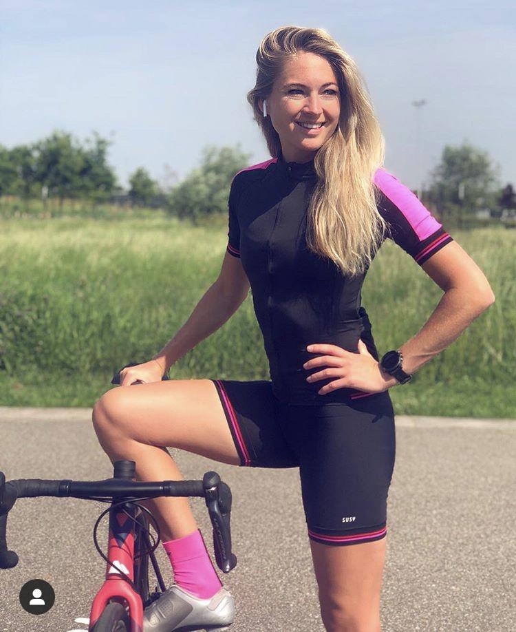 Susy cycling short