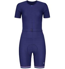 combinaison cycliste  - Bleu Marin