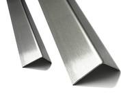 Kantenschutzwinkel Eckschutzschiene 3-fach gekantet