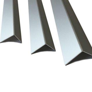 Versandmetall Corniere en tôle d`aluminium isocéle pliée 90°, longueur jusqu'à 1000mm