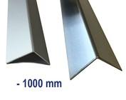 Hoekprofiel Hoeklijn Hoekstrip Aluminium tot met 1000 mm (1m) Lengte