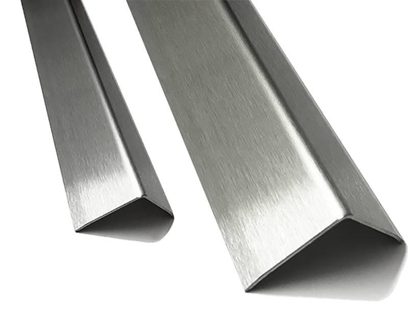 Stahlblechwinkel gekantet Kantenschutz Eckschutz Winkelleiste 2,99 40 x 40