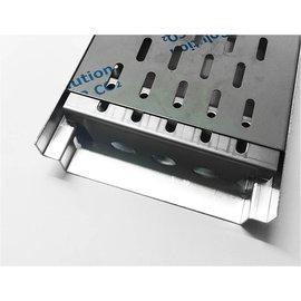 Versandmetall Verstärkung  Serie A/B 200/45 aus Edelstahl - Für Schlitzrost Einlaufbreite 200mm