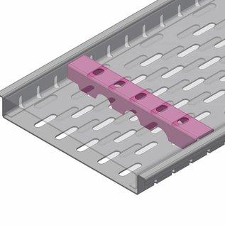 Versandmetall Caniveaux de drainage plats avec perforation du fond Largeur d'écoulement 100 à 200 mm Drainage des surfaces