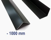 Aluminium antraciet tot 1000 mm (1 m) lang