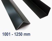 Aluminium anthracite jusqu'à 1250 mm (1,25m) de longueur