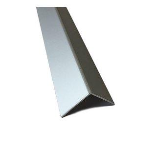 Versandmetall Hoekprofiel Aluminium ongelijke gezet 90° lengten tot 1250 mm