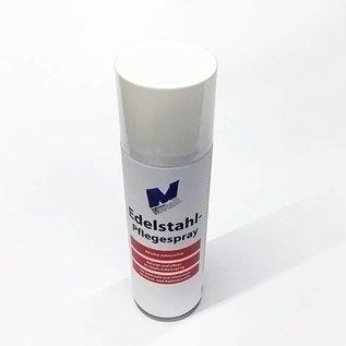 Versandmetall Spray d'entretien inox 300 ml, sans rayures Nettoyage et soin en une seule opération