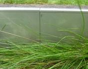 Bord de pelouse, Bord de Gazon profilés d'arrêt gravel, entourage de plates-bandes