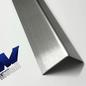 Versandmetall Sparset Kantenschutzwinkel 3-fach gekantet 15 x 15x 1,5 mm Länge 2000 mm K320