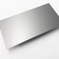 -11 pièces (22m) ébauches de tôle d'aluminium anodisées en aluminium anodisé E6 / EV1, un film de protection de 1,0 mm de largeur 75 mm, longueur de 2 000 mm
