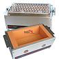 Kohlibri SteinTischGrill Kohlibri Stein Tisch Grill  inklusive Einlegestab-Grillrost