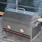 Kohlibri SteinTischGrill Hotte de cuisine pour le Kohlibri SteinTischGrill