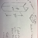 Versandmetall En forme de U trempé t = 1,5 mm Dimensions intérieures a = 90 mm c = 90 mm b = 90 mm longueur 1000 mm 1x trou d40 mm 1 couverture surface meuble à l'extérieur du grain broyé 320