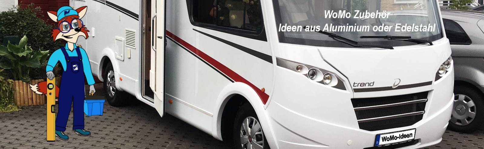 Ideeën en accessoires voor campers en caravans
