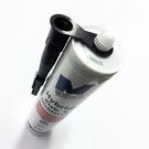 Versandmetall 4x colle et mastic high-tech - 4 x 290 ml, noir
