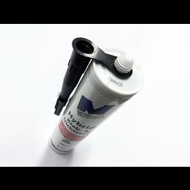 Versandmetall 4x hightech lijm en kit -4x 290ml, zwart