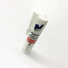 Versandmetall 4x adhésif et scellant de haute technologie -4x 290ml, blanc