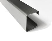 Profilés en C, pliée, en acier inoxydable
