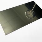 Couvercle de la cuisinière anti-éclaboussures paroi arrière de la cuisine surface brillant IIID